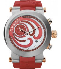 reloj be original rojo mulco