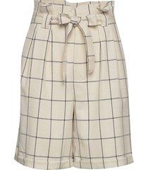 linoagz shorts hs20 shorts flowy shorts/casual shorts creme gestuz
