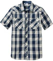 camicia a maniche corte (beige) - john baner jeanswear