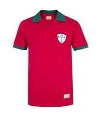 camiseta da portuguesa 1955 retrômania - masculina