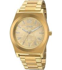 relógio feminino euro analógico