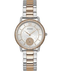 reloj guess mujer astral/w1290l2 - plateado