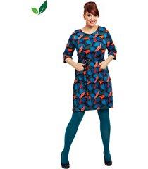 cissi och selma jurk doris abstrakt