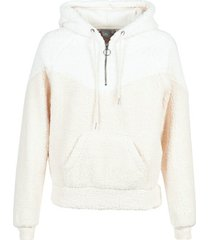 fleece jack rip curl island hooded polar fleece