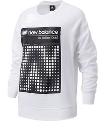 sweater new balance wt03524