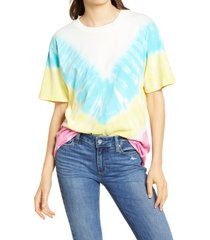women's daydreamer neon carnival weekend t-shirt