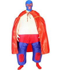 buyseasons suit wrestler adult costume
