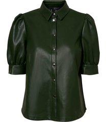 skjorta vmpaulina 2/4 sleeve shirt