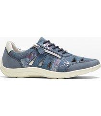 sneaker comode (blu) - bpc selection