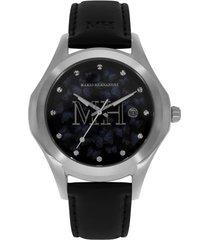 reloj  mtrj1002-negro