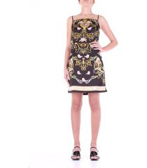 korte jurk versace jeans couture d2hwa448-s0309