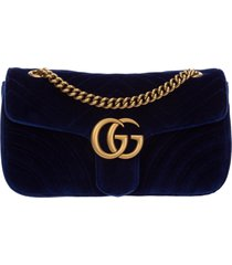 borsa donna tracolla borsello gg marmont medium