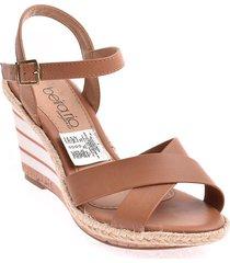 priceshoes sandalia dama 022b8304-1120-9569camel