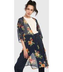 kimono azul-multicolor ambiance