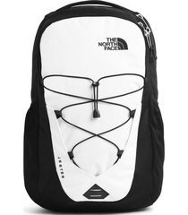 mochila jester blanco the north face