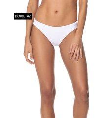 traje de baño pantie blanco-multicolor maaji swimwear sublimity classic