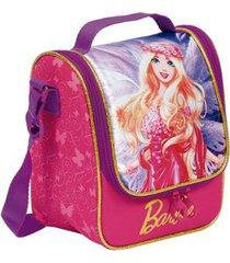 lancheira infantil especial barbie dreamtopia