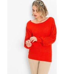 trui van zomerse knitwear