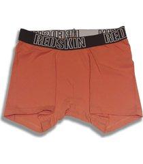 boxer naranja redskin liso