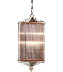 lustre decorativo de cristal lamp