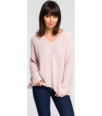 sweter asymetryczny