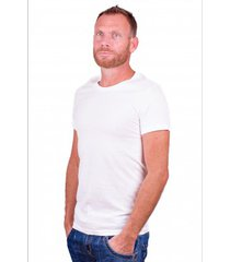 alan red james t-shirt ( 6660) two pack