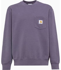 carhartt pocket sweatshirt i027681.03