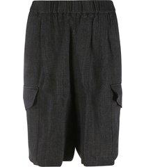 barena cargo pocket shorts