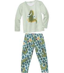 pyjama van bio-katoen, mint 86/92