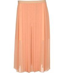 chloe pleated skirt