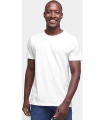 camiseta colcci básica lisa masculina - masculino