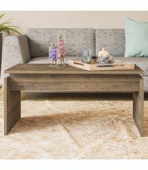 mesa de centro cris pinho - artely