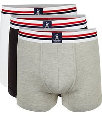3-pack cotton-blend boxer briefs