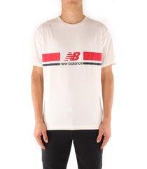 t-shirt korte mouw new balance mt93550sst