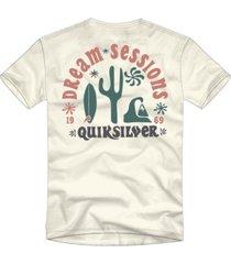 men's dream sessions organic t-shirt