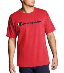 camiseta champion logo script ink
