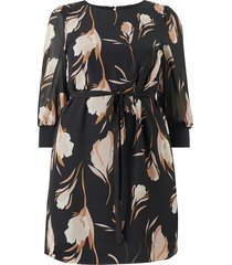 klänning vmvera 3/4 o-neck short dress