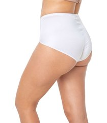 faja panty control suave blanco leonisa 0243