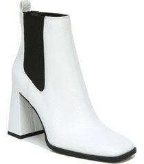 circus by sam edelman women's polly block-heel chelsea booties women's shoes