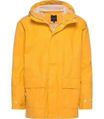"raincoat ""penmarch"" regenkleding geel armor lux"