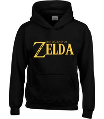 buzo chaqueta de the legend of zelda