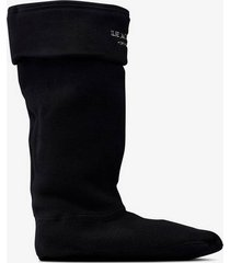 strumpor fleece wellie sock