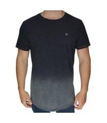 camiseta vida marinha masculina