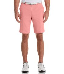 pga tour men's stretch heather golf shorts