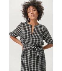klänning feng zip dress