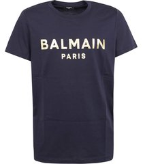 balmain foil t-shirt - eco sustainable