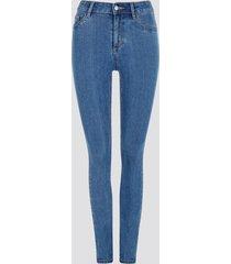 jane skinny jeans - blå