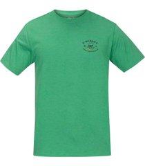 hurley men's irish i was surfing graphic t-shirt