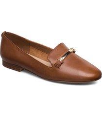 dumberning loafers låga skor brun aldo