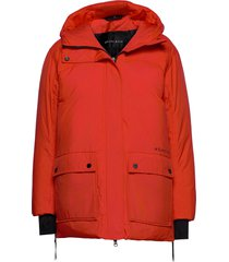 cortina jacket outerwear sport jackets rood röhnisch